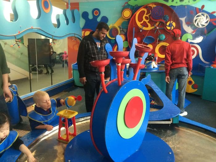 Totally tots at Brooklyn Children's Museum in NYC. ROAM THE GNOME Family Travel Website. Hundreds of fun ideas and activities to help you plan and book your next family vacation or weekend adventure.