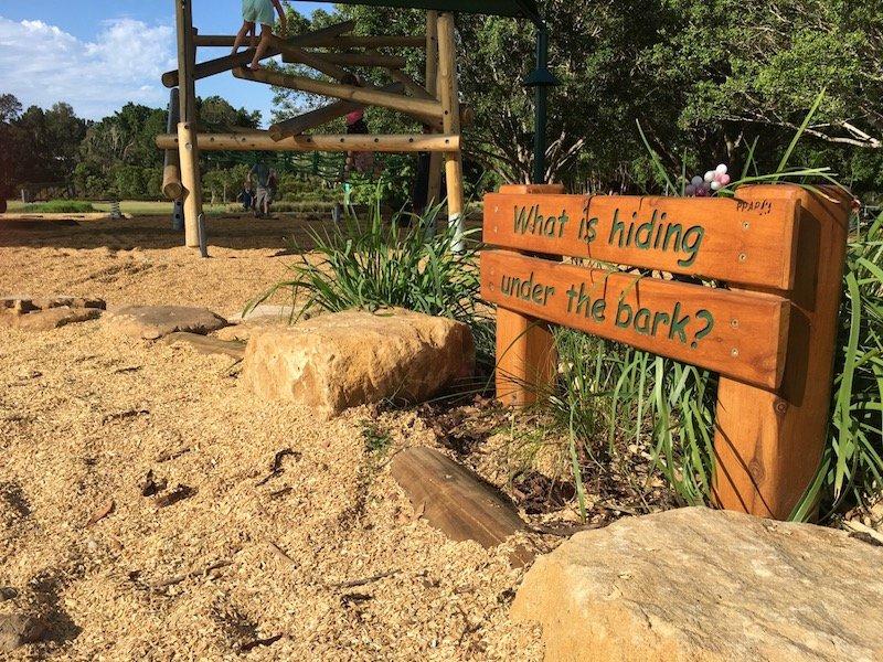 Gold Coast Botanic Gardens Benowa treasure hunt 800