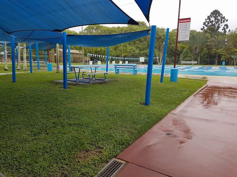 Mullumbimby pool picnic area pic