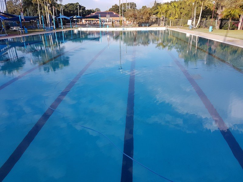 Mullumbimby pool view pic
