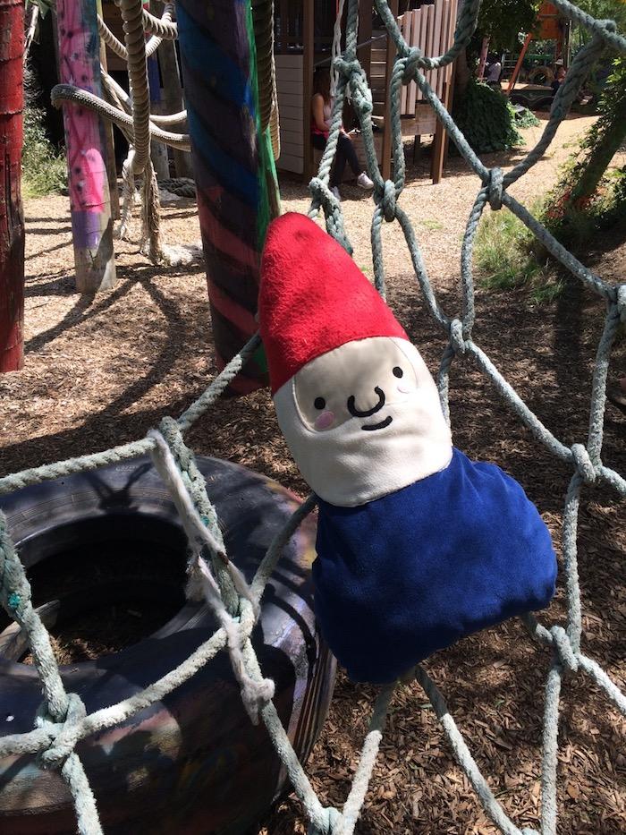 St Kilda Adventure Playground Melbourne pic