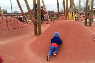 adventure playground olympic park pleasure gardens