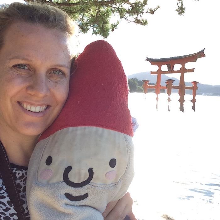 Miyajima Day Trip to Miyajima Island with Roamie- ROAM THE GNOME Family Travel Website. Hundreds of fun ideas to help you plan and book your next family vacation