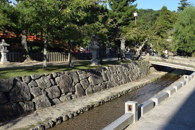 miyajima island waterways pic