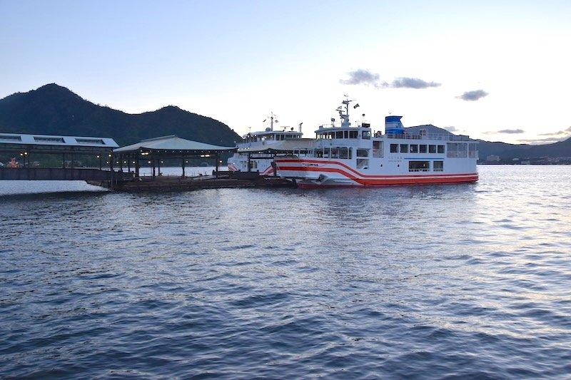 miyajima island ferry pic 800