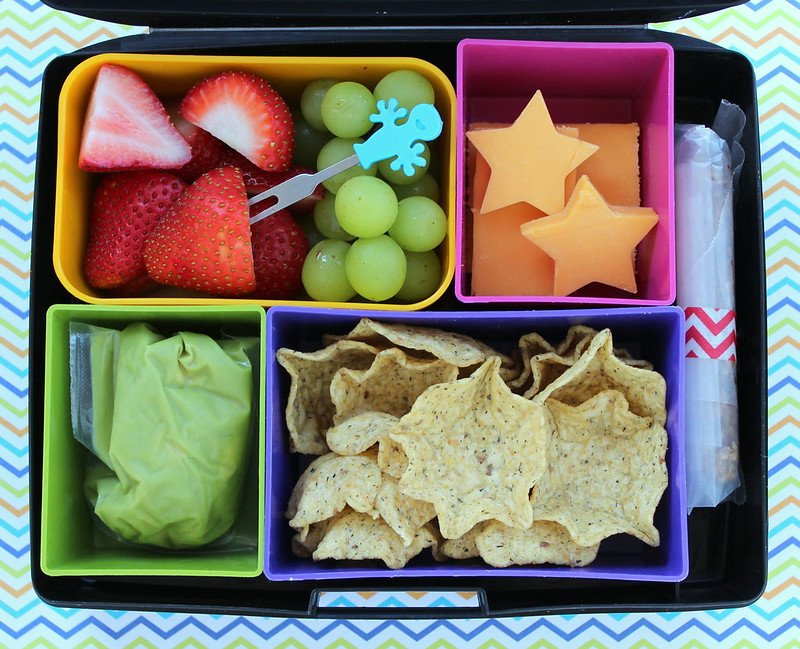 bento box lunch by melissa