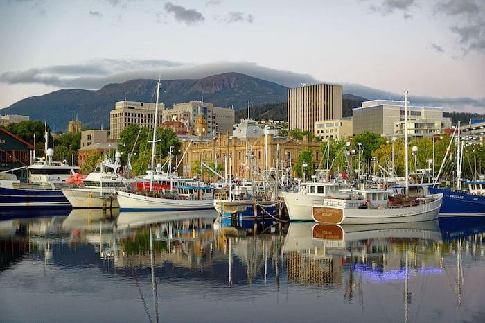 Hobart travel blog