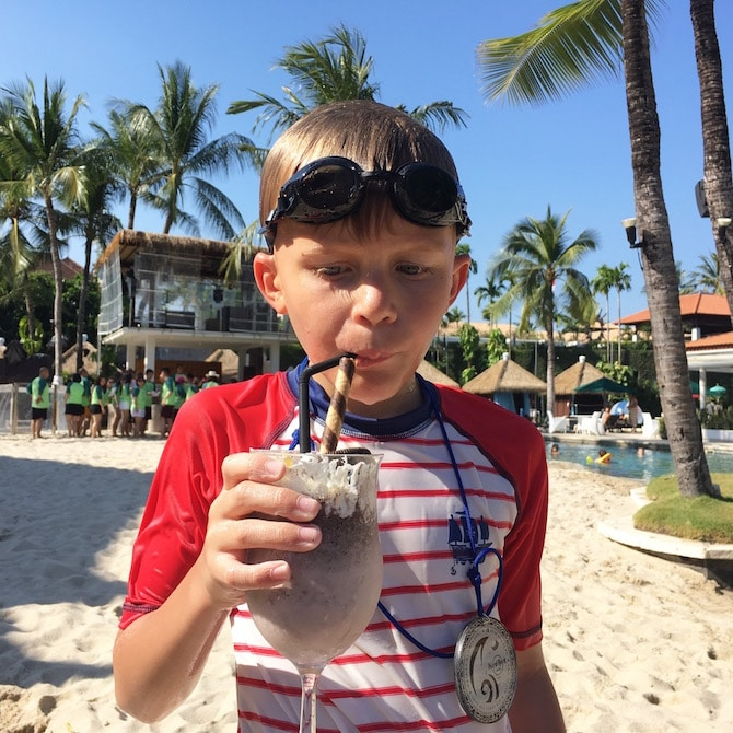 bali hotels for kids
