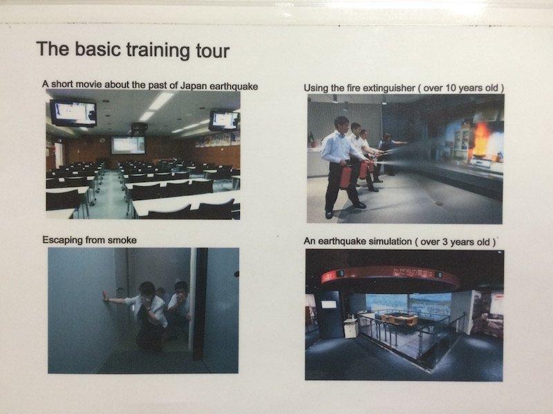 image - ikebukuro earthquake museum the basic training tour 800