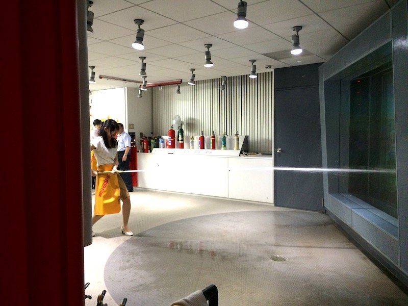 image - ikebukuro earthquake museum tokyo fire fighting 800