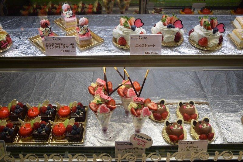 image - namco namja town desserts