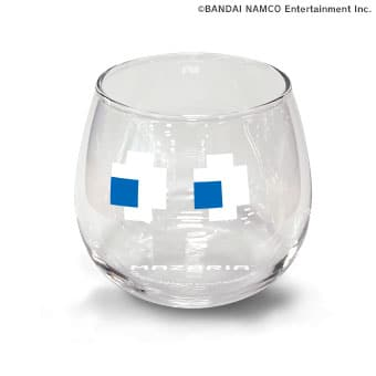pacman ghost glass pic