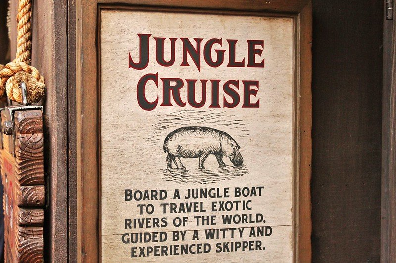 jungle cruise sign pic by emily burnett