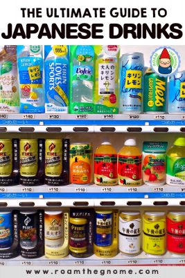 PIN 1 - japanese drinks vending machine pic