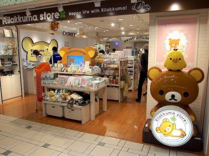 best shopping in japan