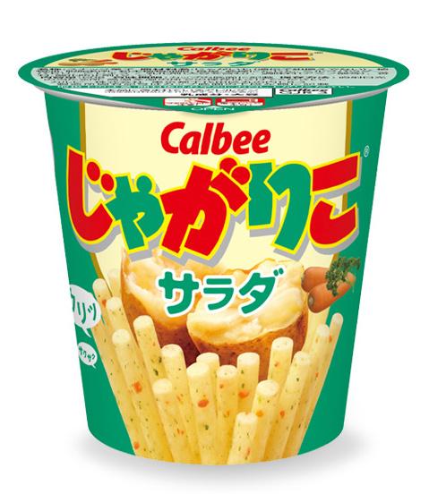 calbee jagariko potato sticks pic