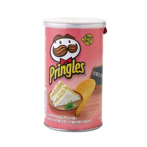 egg sandwich pringles flavor pic
