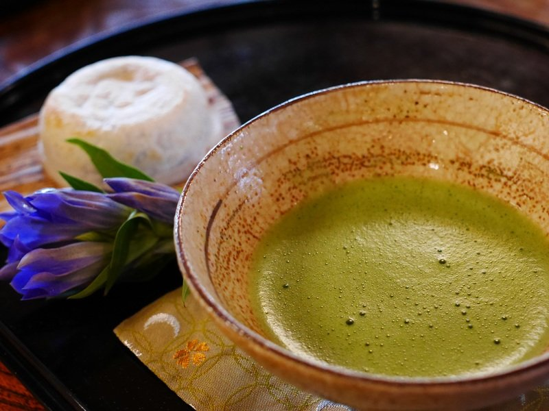 japanese matcha green tea 800