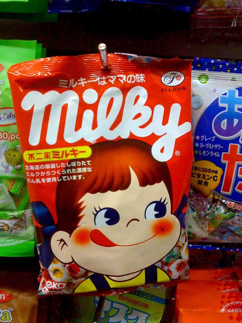 japanese milky candy pic by meghan newell flickr