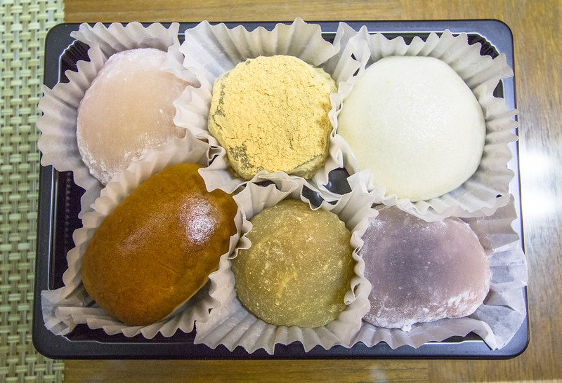 mochi manju and daifuku pic by sstrieu