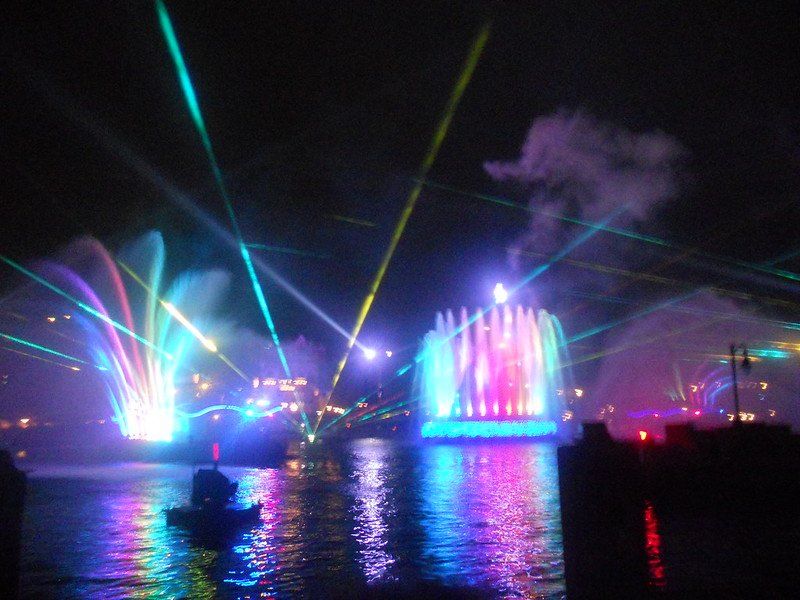 fantasmic disneysea pic by meredith p