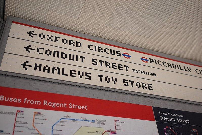 hamleys sign by iain farrell