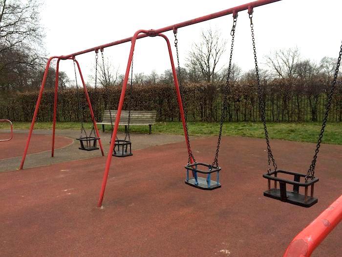 image - gloucester gate playground Box swings