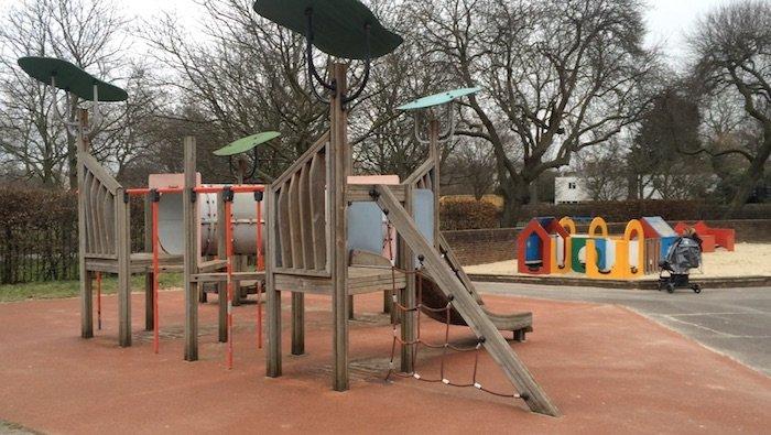 image - gloucester gate playground Toddler play sandpit