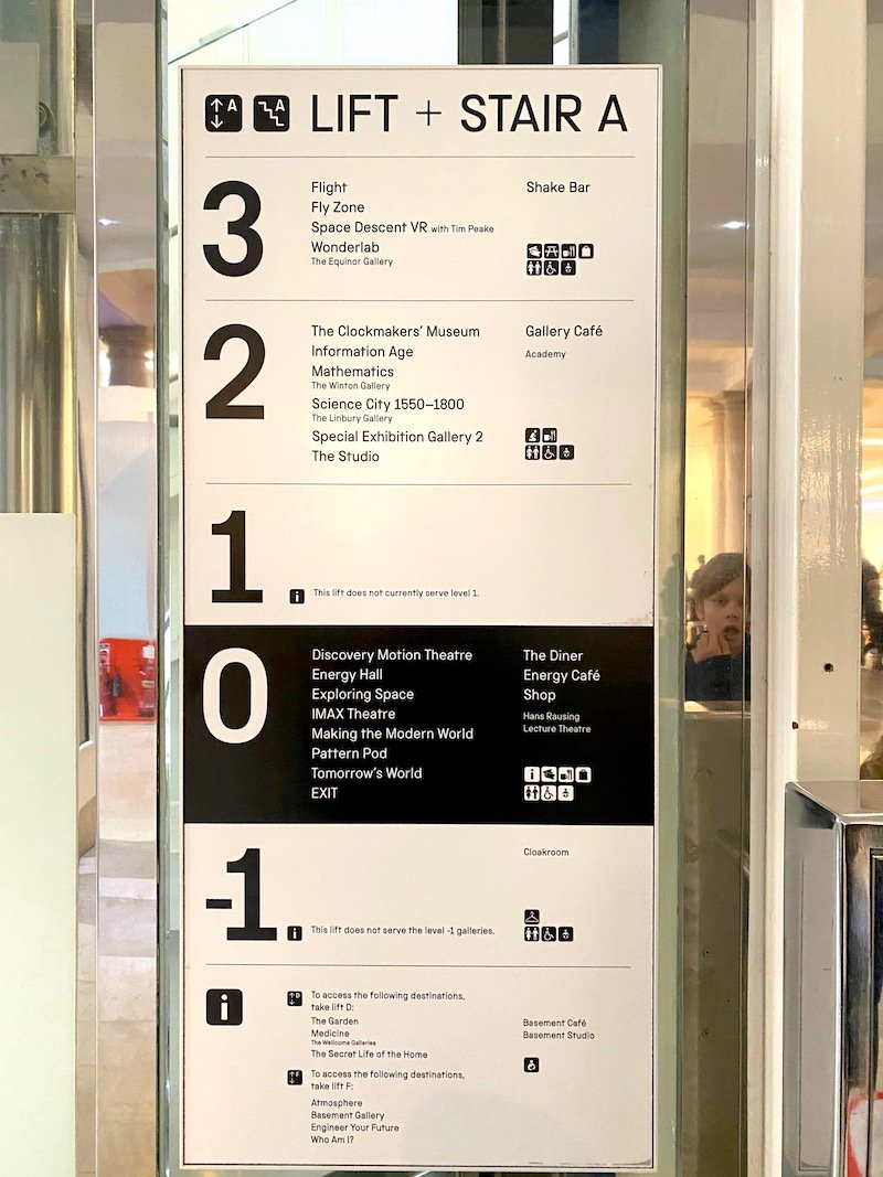 image - london science museum directory