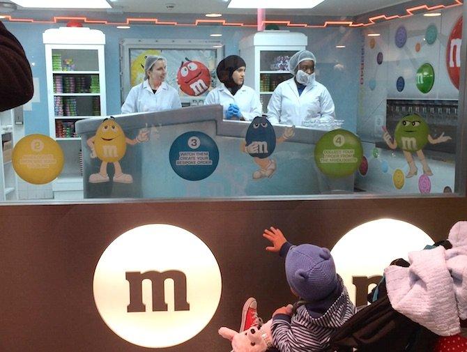 image - m&m world london dispensing mixologists