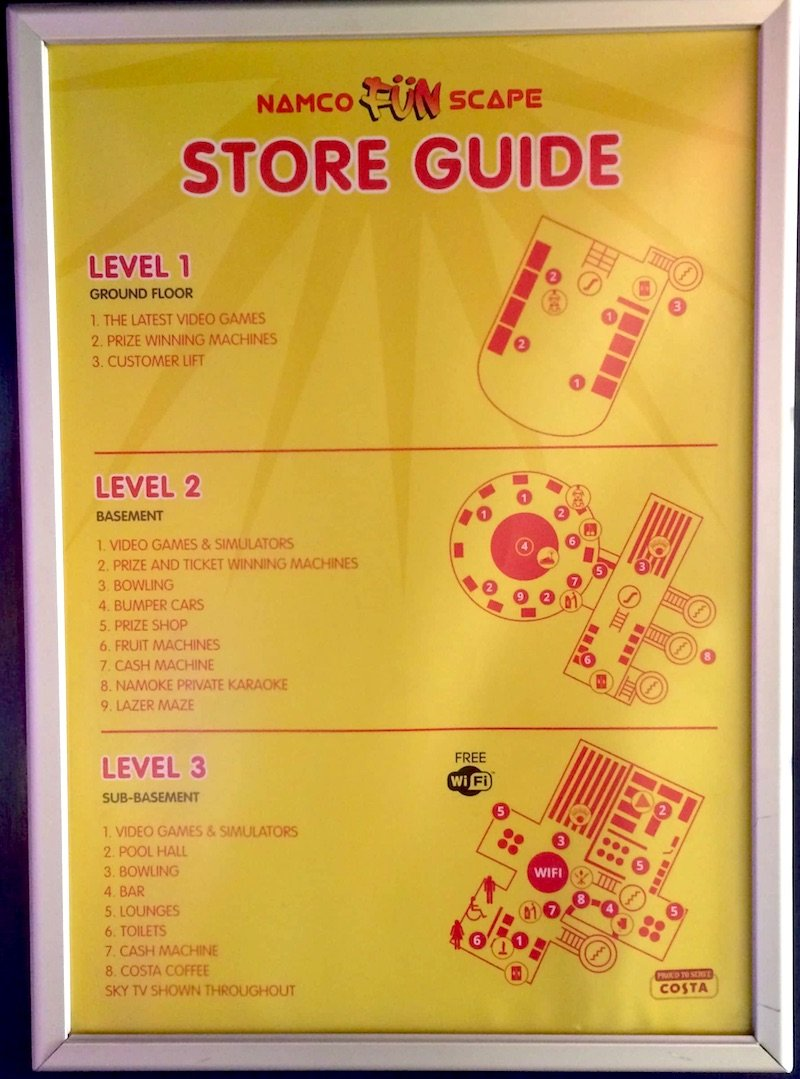 image - namco station store guide