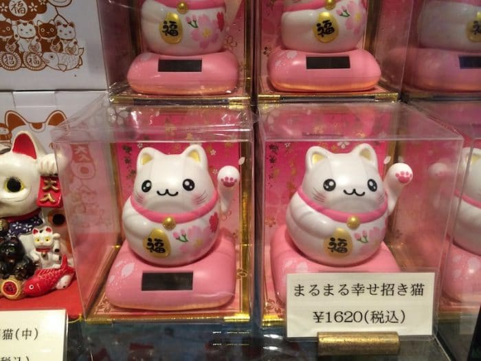 meiji shrine souvenir shop