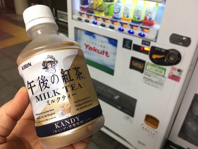 what to buy at japanese convenience store
