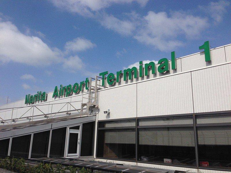 image - narita airport terminal building pic by keyaki flickr