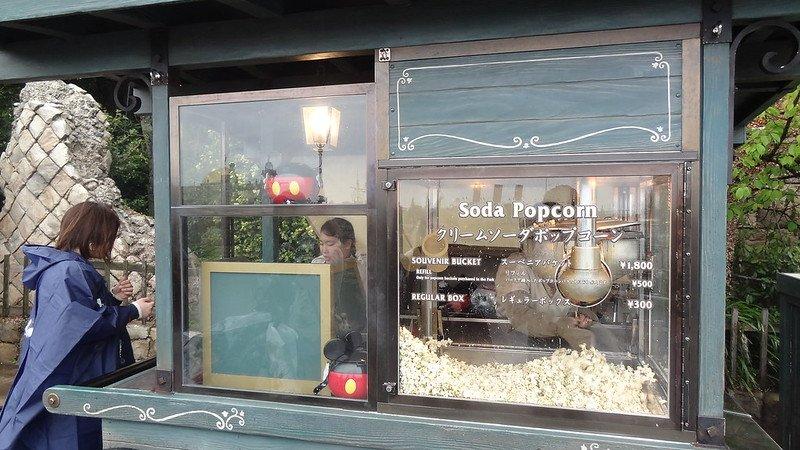 soda popcorn at tokyo disneysea flickr