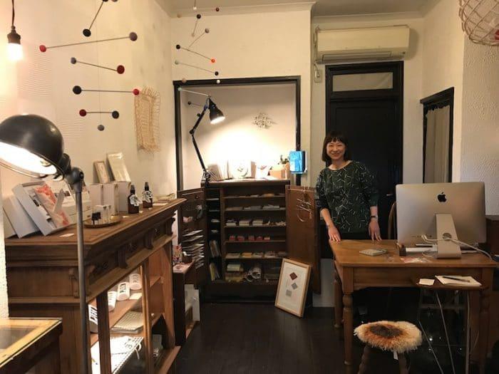 where to buy handmade goods in japan - uguisu gift shop