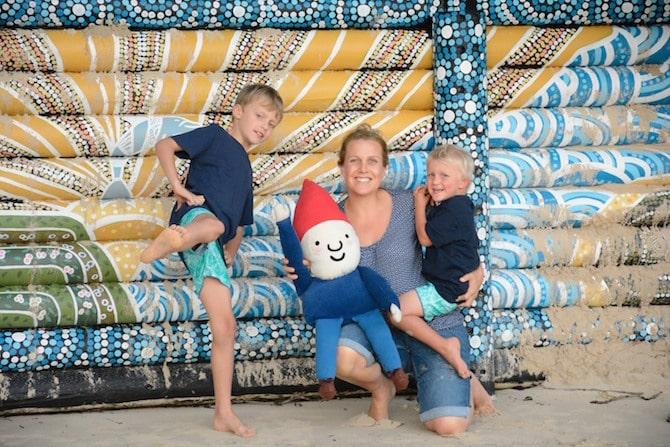 gold coast family travel bloggers