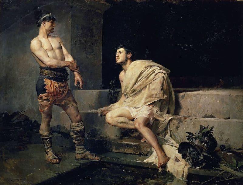gladiator tours rome - revisit ancient battles