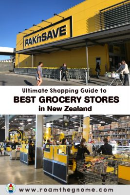 PIN new zealand grocery stores