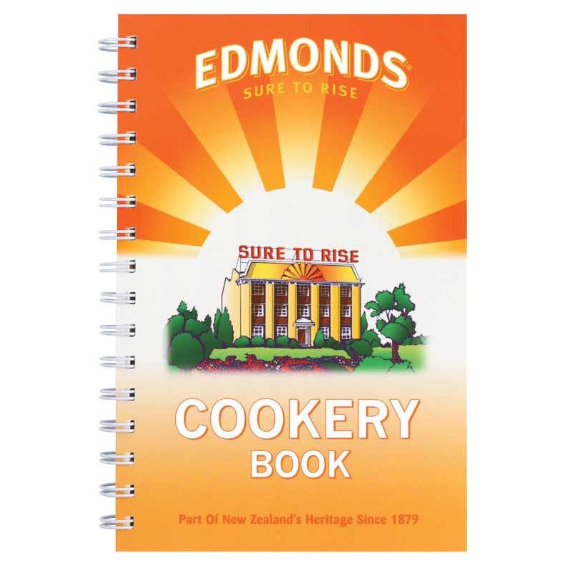 new zealand cookbook - Edmonds cookery book