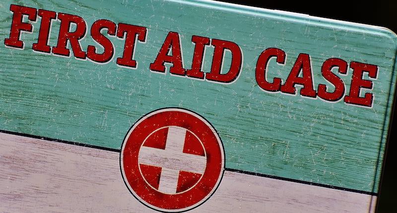 first aid bag - case