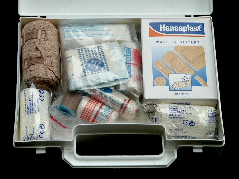 first aid kit for bali belly pic