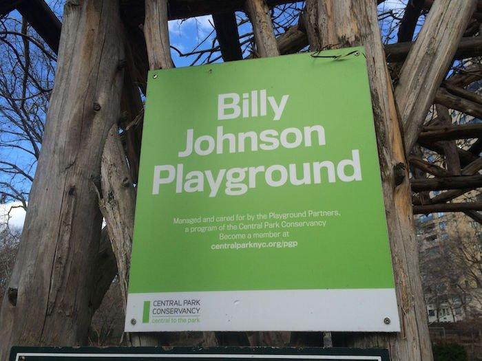 image - Billy Johnson Playground central park playground