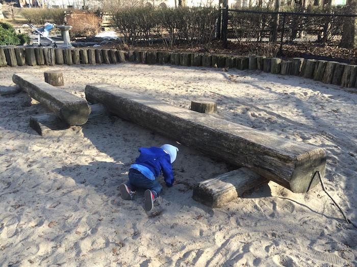 image - Billy Johnson Playground sandpit