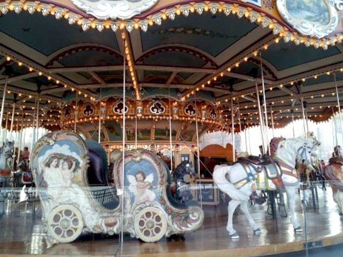 image - Brooklyn Bridge Park janes carousel