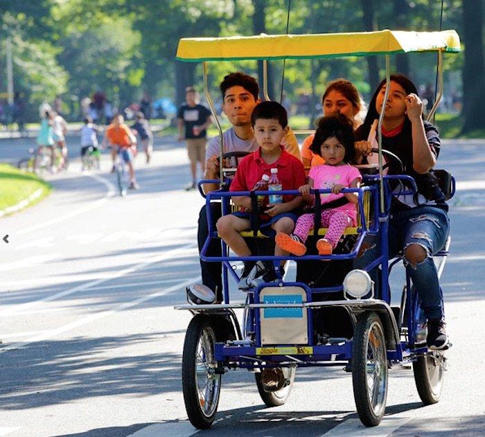 image - Childrens Corner Prospect Park Lakeside biking