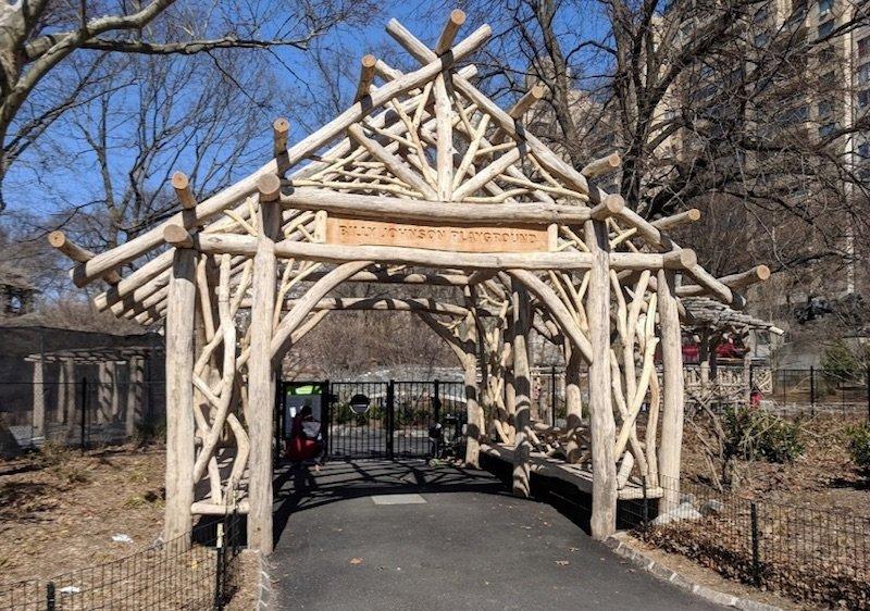 image - billy johnson playground entrance1