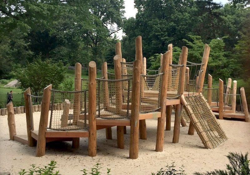 image - billy johnson timber playground