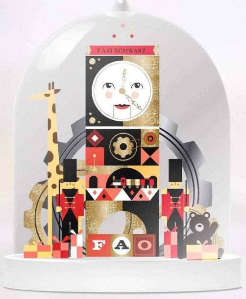 image - fao schwarz clock