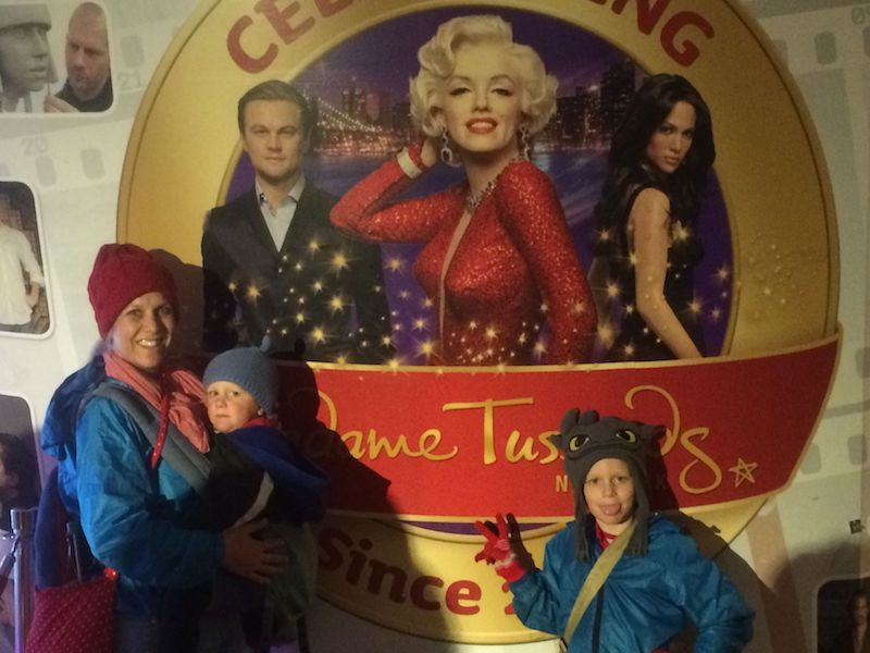 image -madame tussauds nyc wax museum entrance